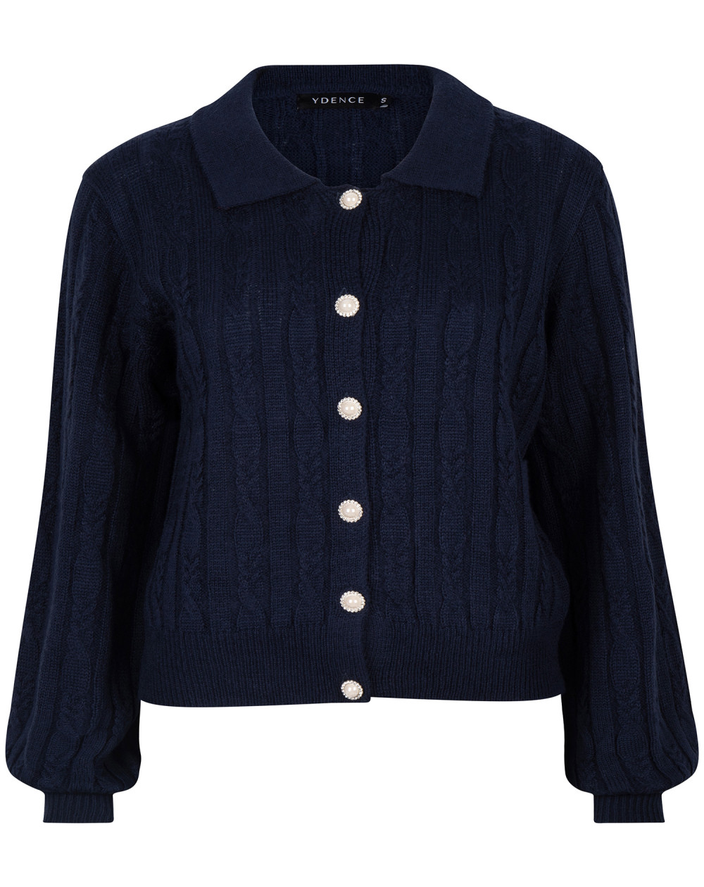 Knitted top  Colette Navy