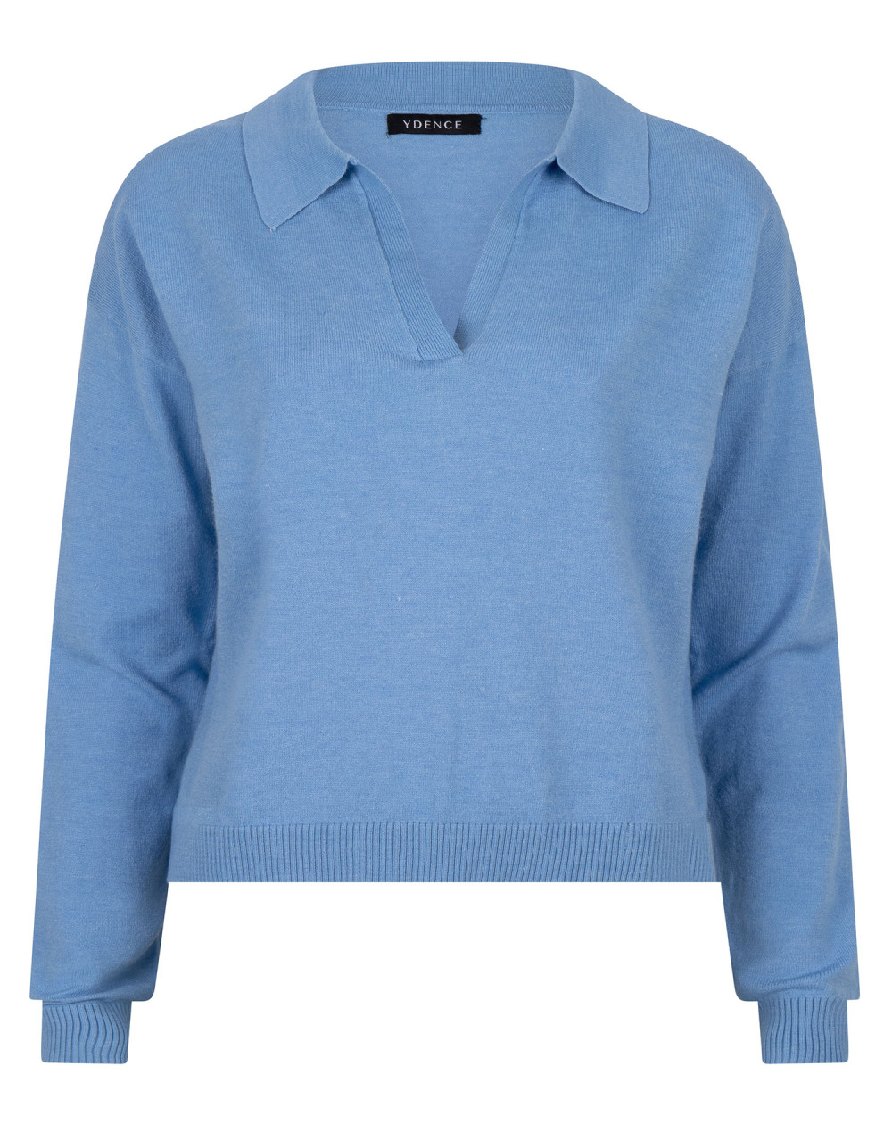 Knitted top Gina Blue