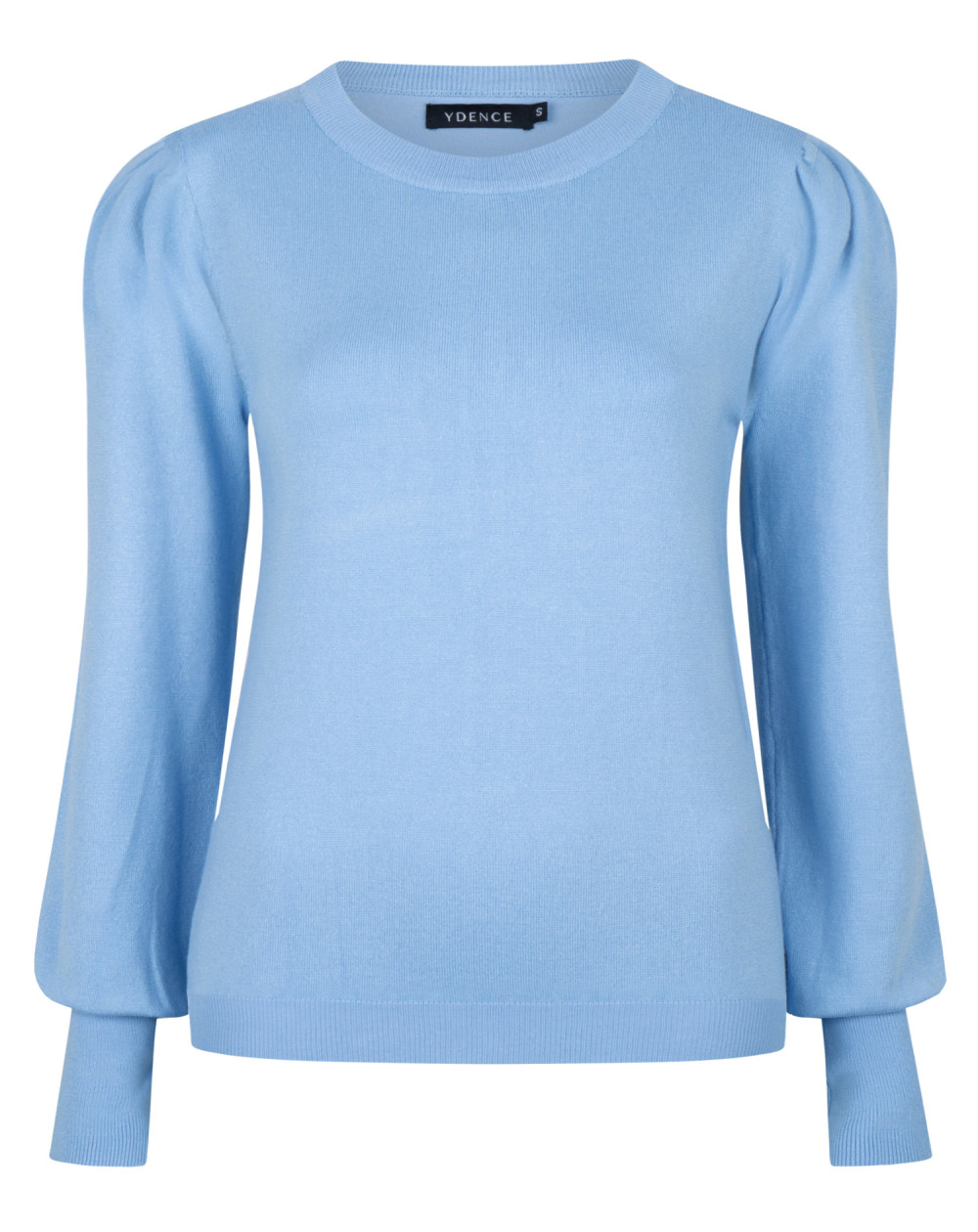 Knitted top Kelsey Blue