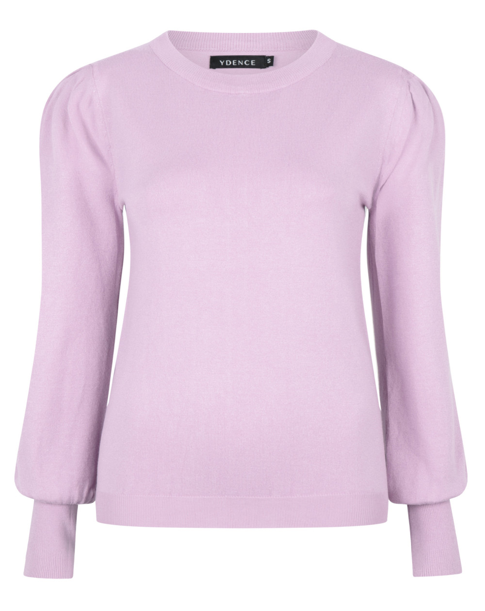 Knitted top Kelsey Lilac