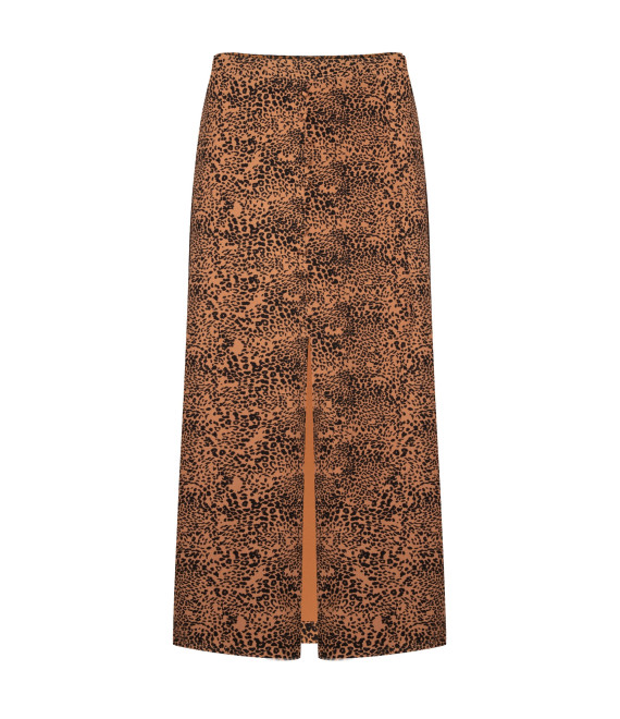 Skirt Jane Leopard